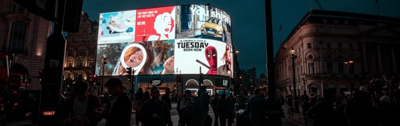symbolisches Bild für Werbung