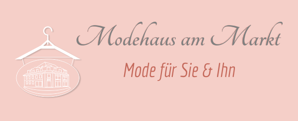 Piktogramm Modehaus am Markt